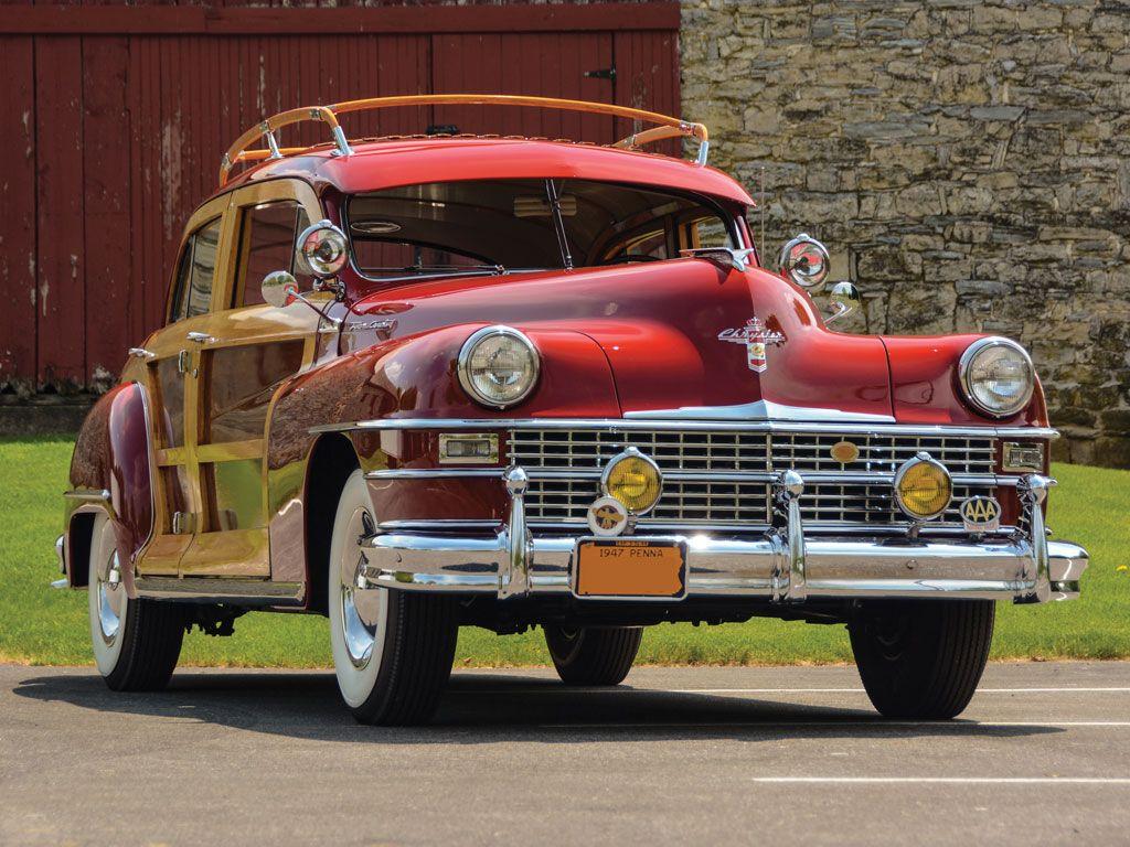 1947 Chrysler Town and Country Sedan