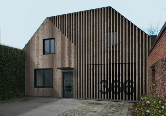 Simon vermote architectuur mijn huis mijn architect 2013 architecture wood pinterest - Huis architect hout ...