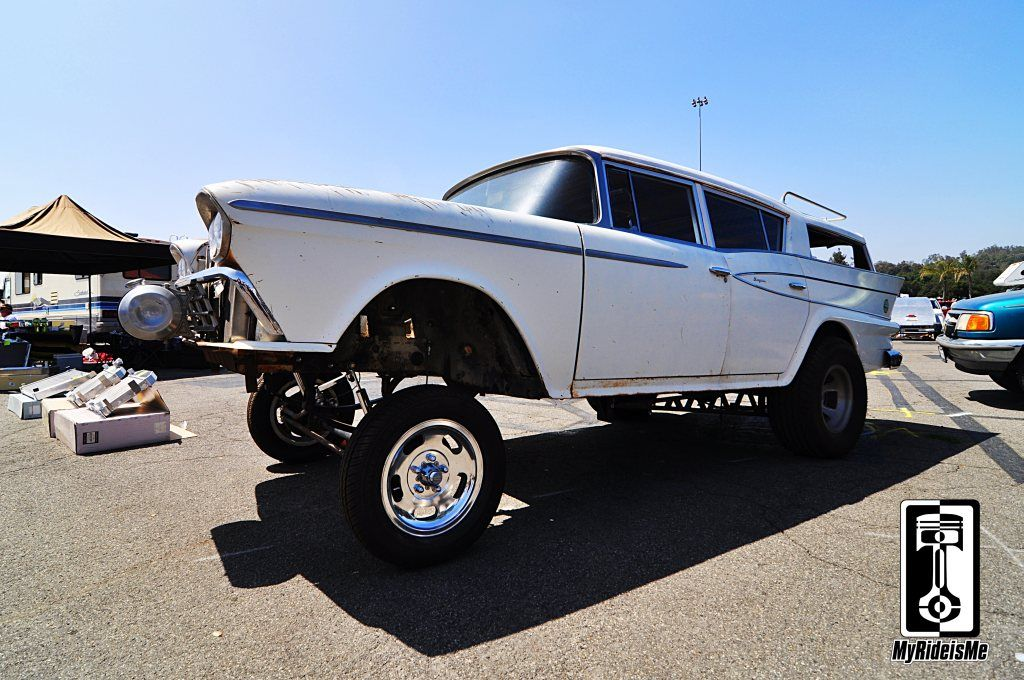 Gasser Rambler wagon from our friends at My Ride is Me