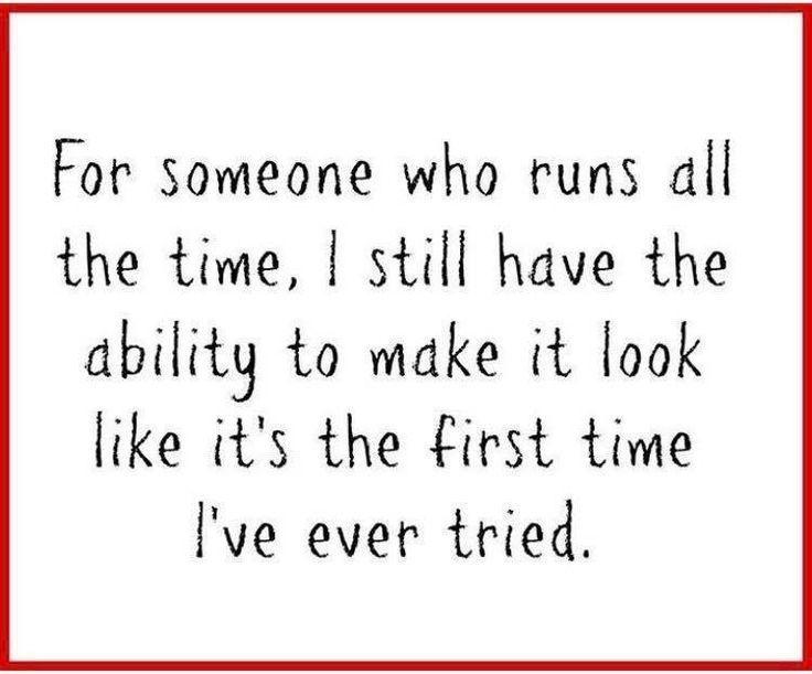41 Really Funny Running Jokes, Memes & Observations - Train for a 5K.com -  Most running jokes can be divided into a  - #5Kcom #funny #HalfMarathonTraining #jokes #MarathonTraining #Marathons #memes #observations #really #RunDisney #RunnerProblems #running #RunningCostumes #RunningHumor #RunningTips #train