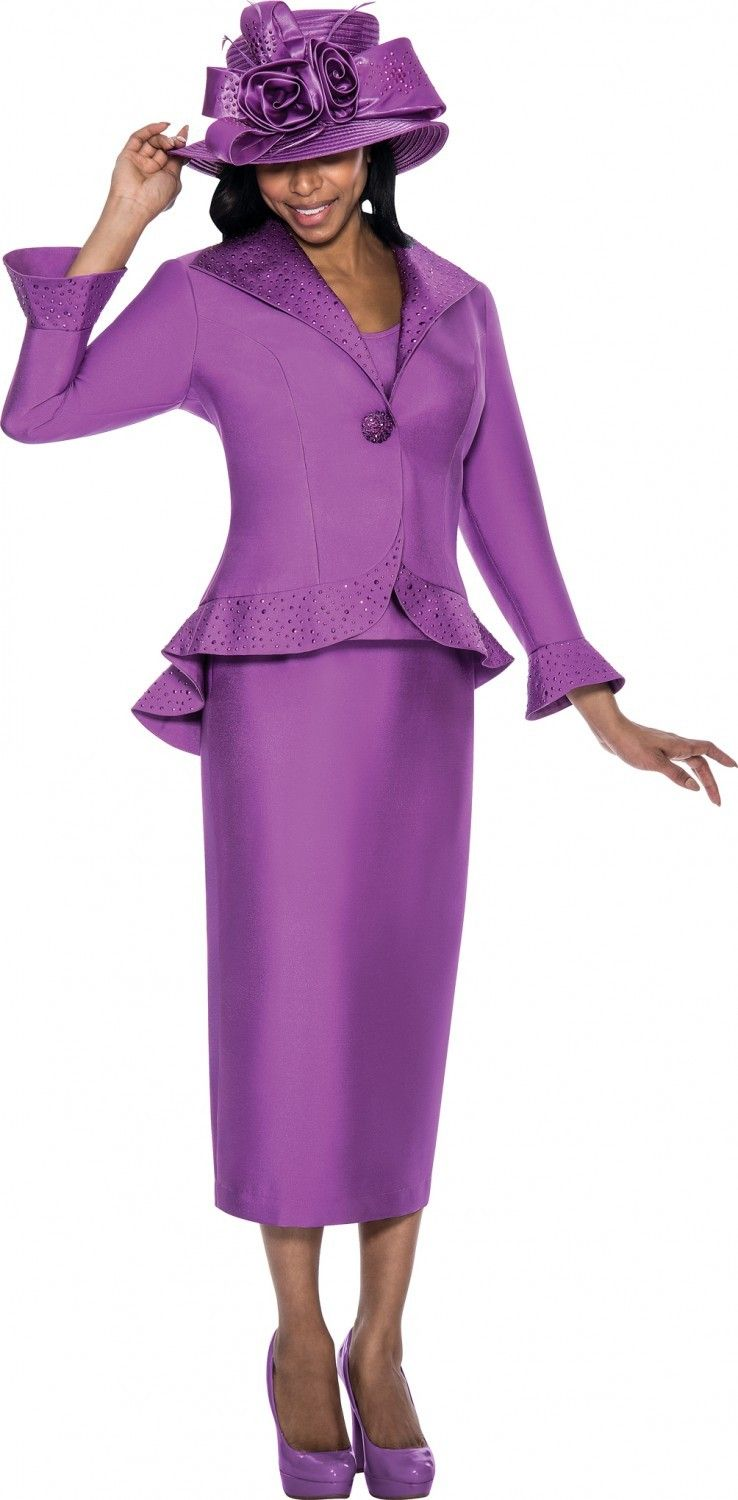 Gmi G5743 Lavender Womens Church Suits In 2018 Gmi Suits 2016