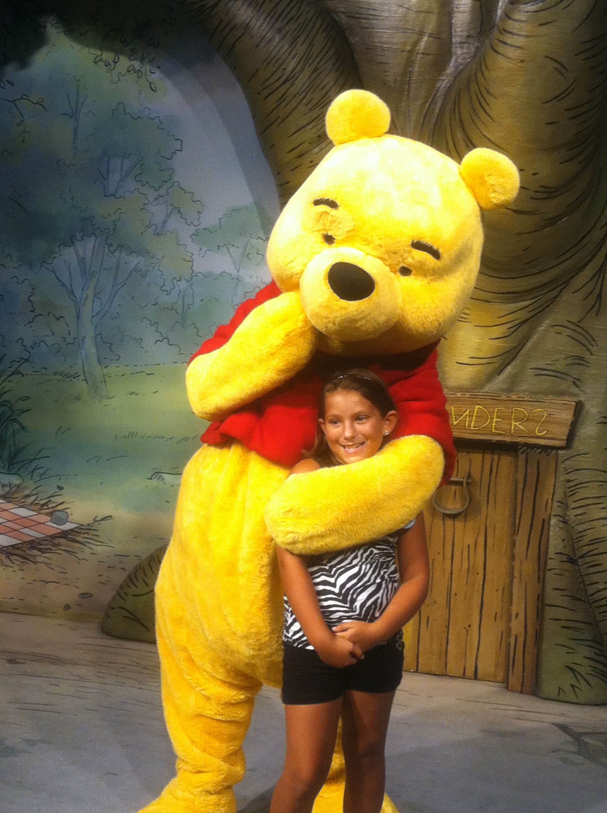 Pooh and Emma