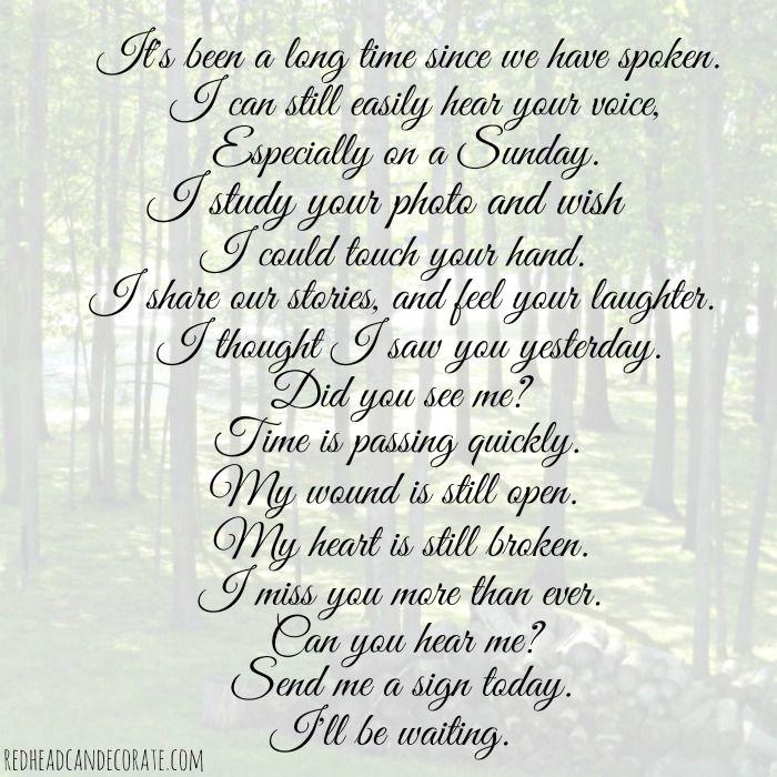 Lyric i ll be missing you lyrics : I'll Be Waiting