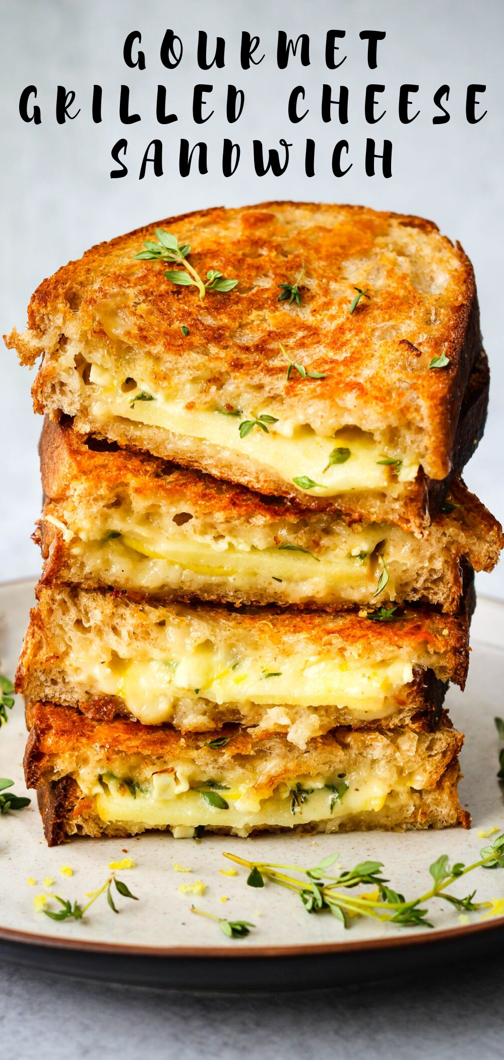 The Best Gourmet Grilled Cheese Sandwich Walder Wellness Dietitian Recipe Gourmet Grilled Cheese Sandwich Gourmet Grilled Cheese Gourmet Grilling
