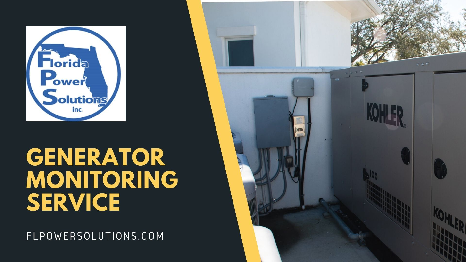 Generator Monitoring Service Florida