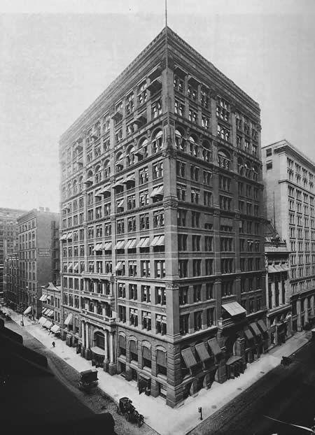 World S First Skyscraper 1885