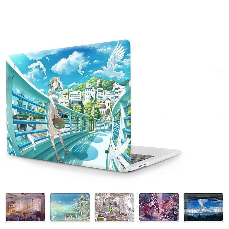 Anime sky case for macbook macbook case case macbook