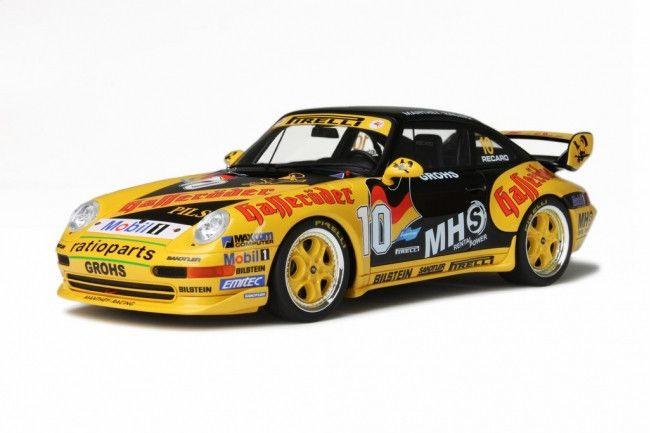 GT Spirit Porsche 993 Super Cup Grosh Team Ltd Edition GT071