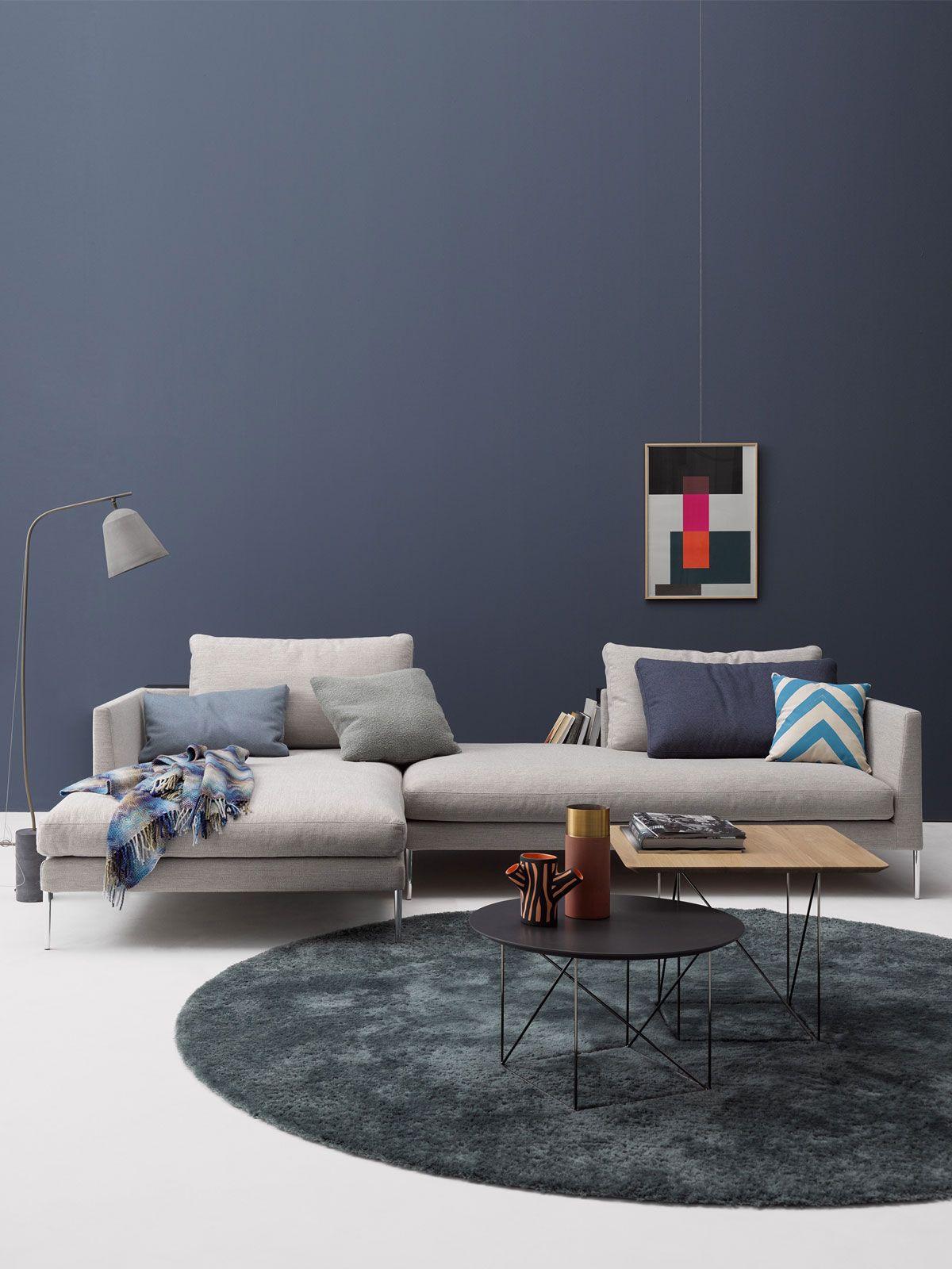 Pilotis Sofa: COR | COR | Pinterest | Room interior, Interiors and Room