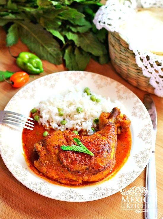 Pibil style chicken pollo pibil recipe mexicans recipes and explore mexican food recipes spanish recipes and more forumfinder Gallery