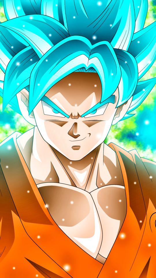 Goku (SSR) INT [Extreme] Wallpaper by davidmaxsteinbach