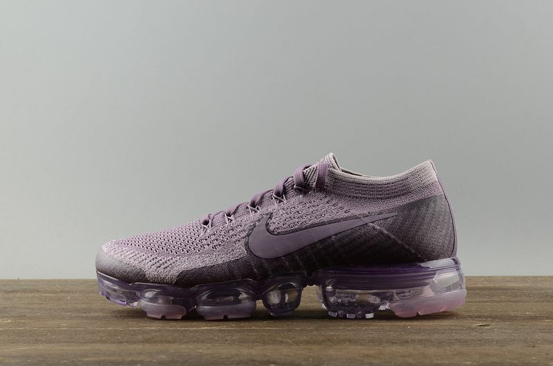 d5773630021a3 Nike WMNS VaporMax 2018 Spring Summer Running Shoes Violet Dust Violet Dust-Plum  Fog 849557-500