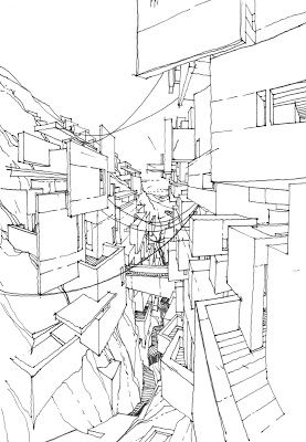 The Architecture Draftsman Architecture Architecture Sketch Architecture Drawing