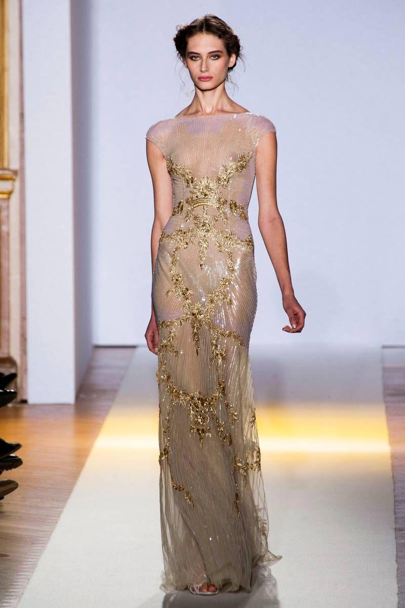Zuhair murad spring couture la mode pinterest zuhair