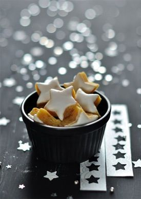 Sugared Stars | Little Gatherer