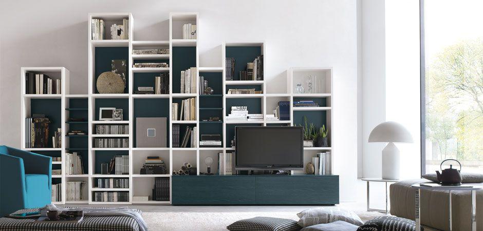 libreria (centro veneto del mobile) | Architettura, arredamento ...