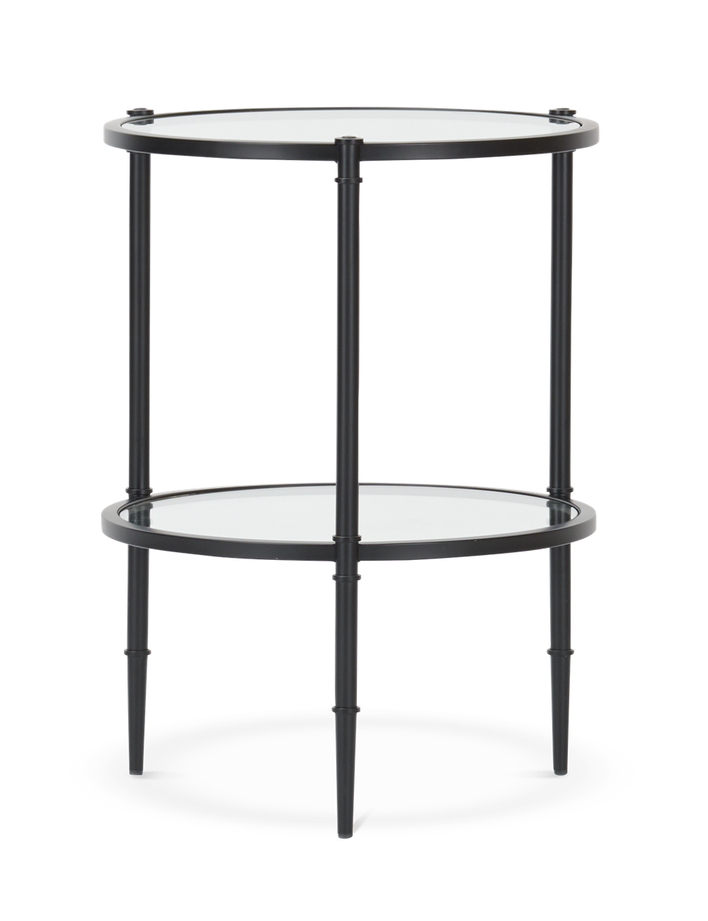 Coniston Metal Glass Tall Round Garden Side Table Neptune Glass Side Tables Round Side Table Side Table [ 1301 x 1000 Pixel ]