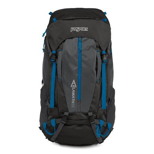 JanSport® Klamath 55 Backpack Grey/Medium Blue - Tents And Tarps Technical Hiking/Backpacking Tent at Academy Sports  sc 1 st  Pinterest & JanSport® Klamath 55 Backpack Grey/Medium Blue - Tents And Tarps ...