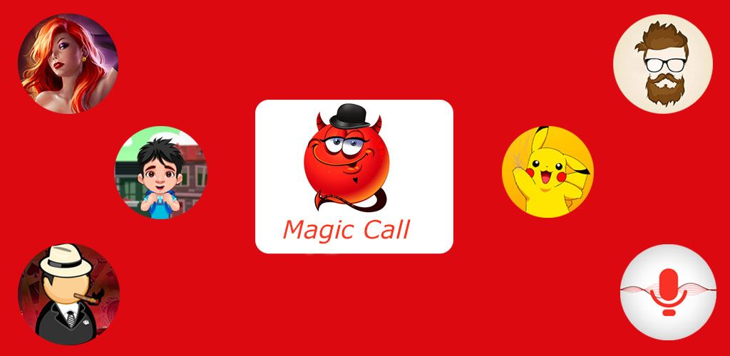 Make Fun Calls With Magic Call - The Ultimate Voice Changer App