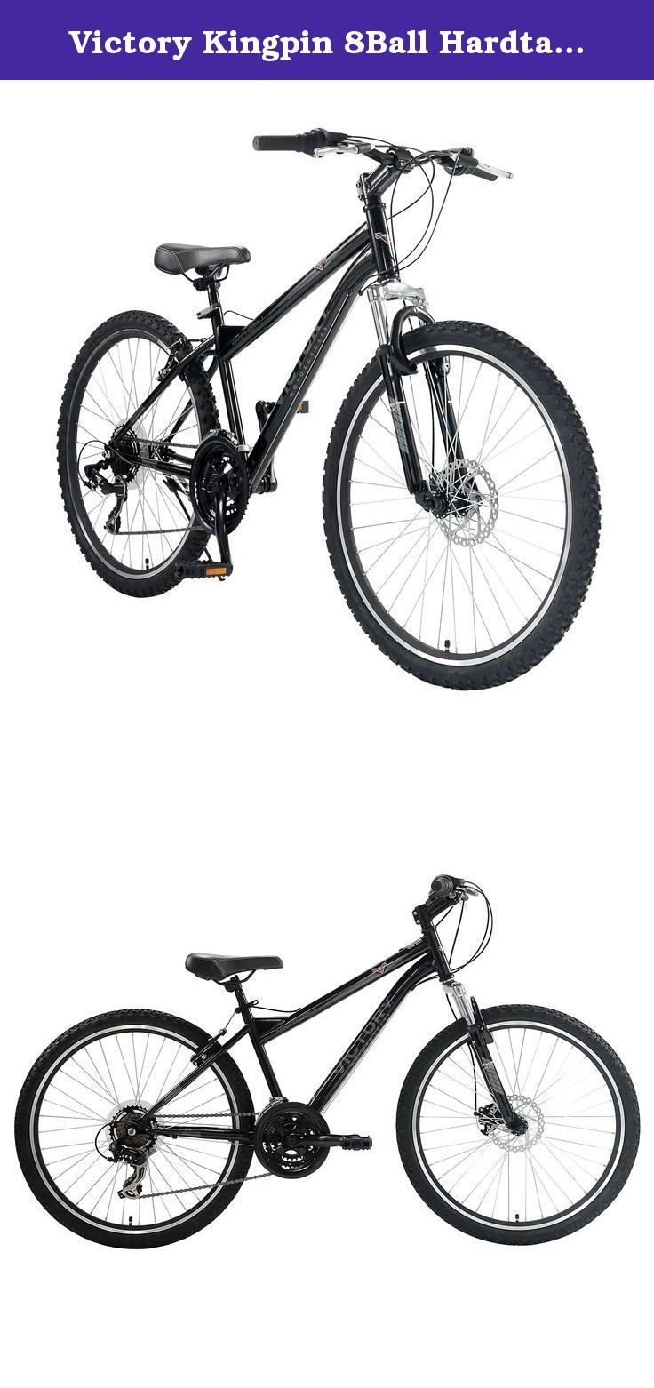 Victory Kingpin 8ball Hardtail Mountain Bike 26 Inch Wheels 16