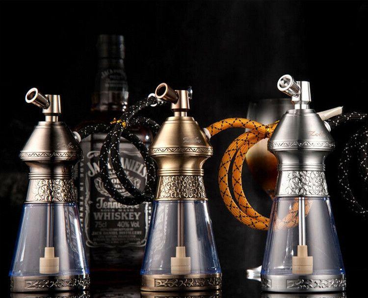 The new hookah smoking personality, creative water pipe smoking smoking pipe filter free shipping