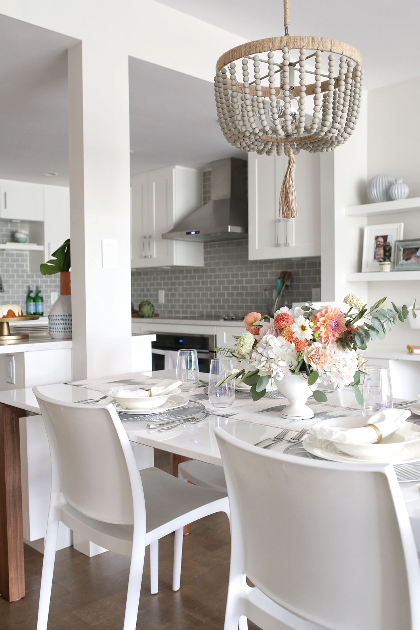 Jillian harris sam home reveal kitchen home decor pinterest