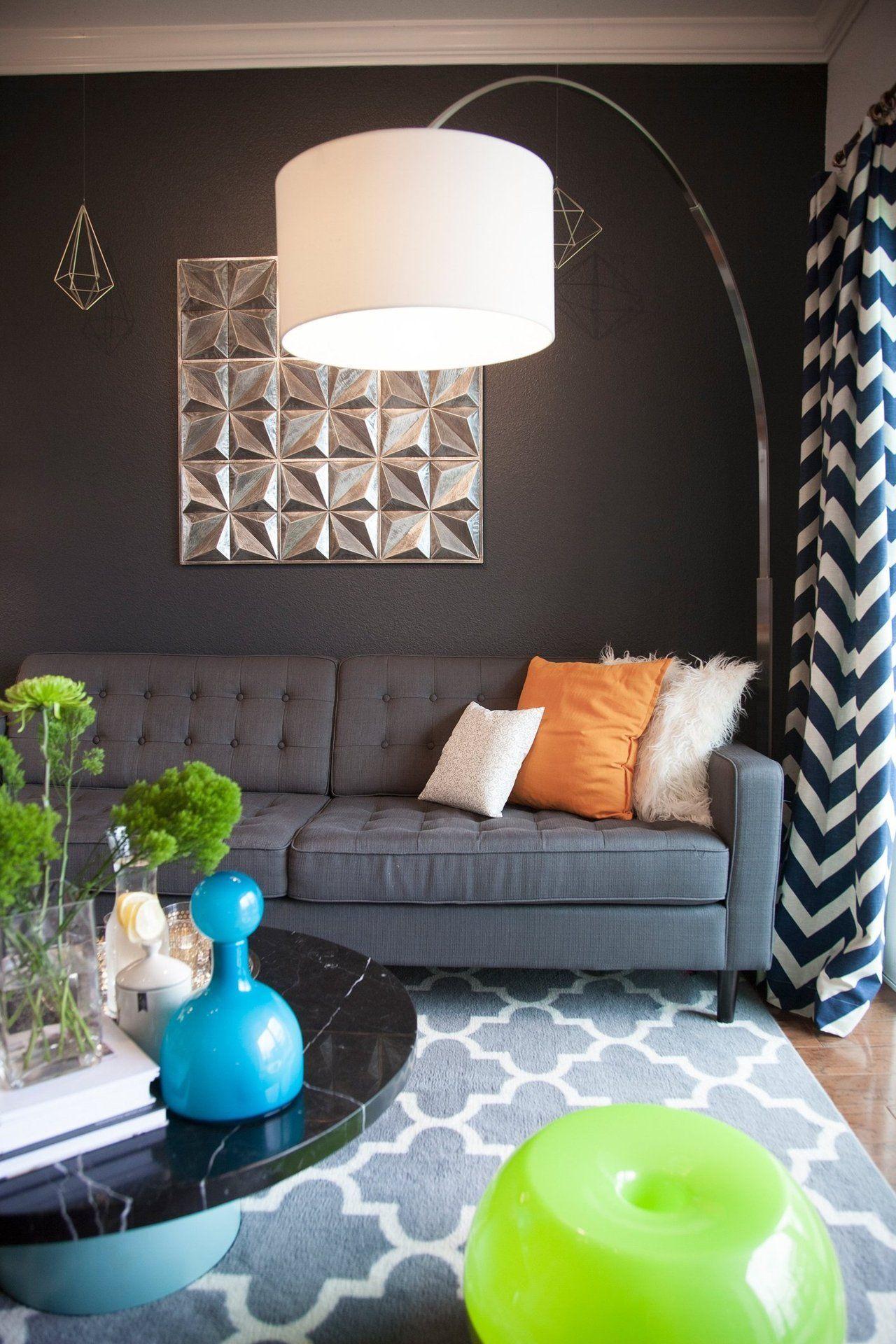 Cozy condo living rooms david u jeremyus cozy u colorful style collaboration  men cave