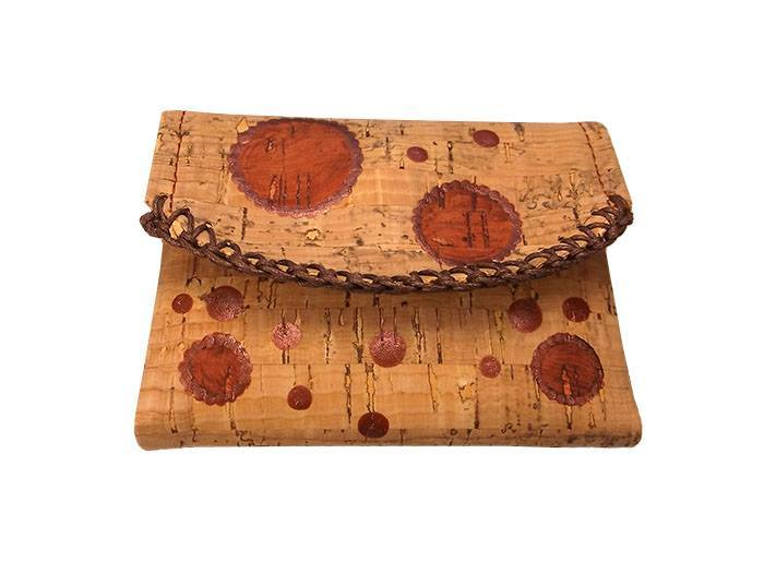 13.79$  Watch now - http://viigt.justgood.pw/vig/item.php?t=vokhyc156172 - Coin Purse for Women, Cork Coin Purse, Brown Purse, Red Purse, Black Purse, Blue
