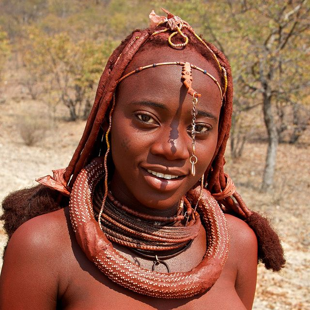 TRIP DOWN MEMORY LANE: HIMBA PEOPLE: AFRICA`S MOST