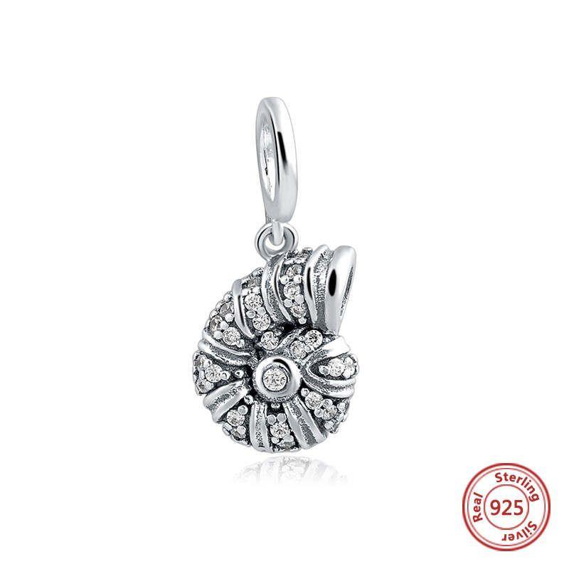 charm pandora argento