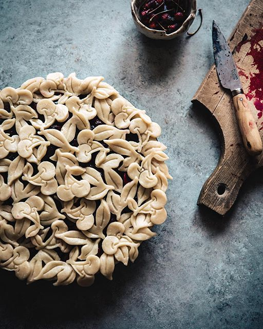 There are fancy sexy pie things happening over on @vermontcreamery's instagram! Head on over for all the deets. I'll be there all week!