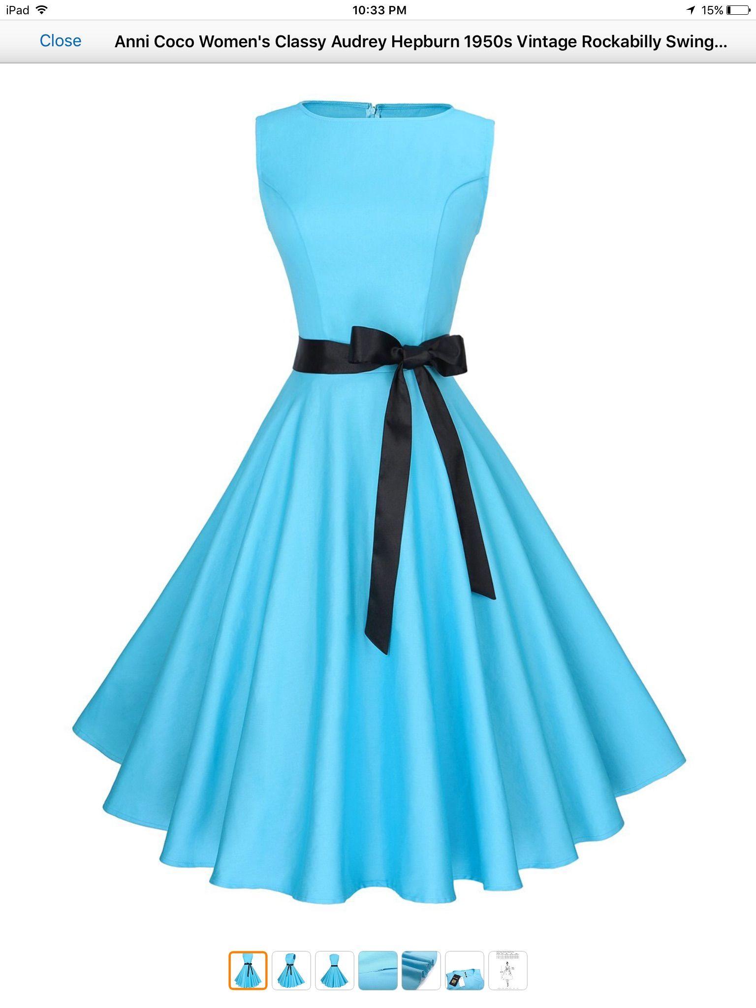 384c52811df Alice dress... | rww party dresses | Classy dress, 1950s fashion ...