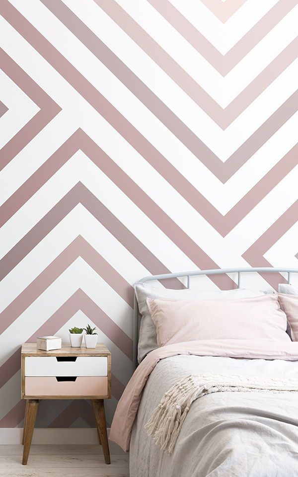 Pin By Andrea Costa On Formas In 2020 Girls Bedroom Wallpaper Bedroom Wall Designs Wallpaper Bedroom