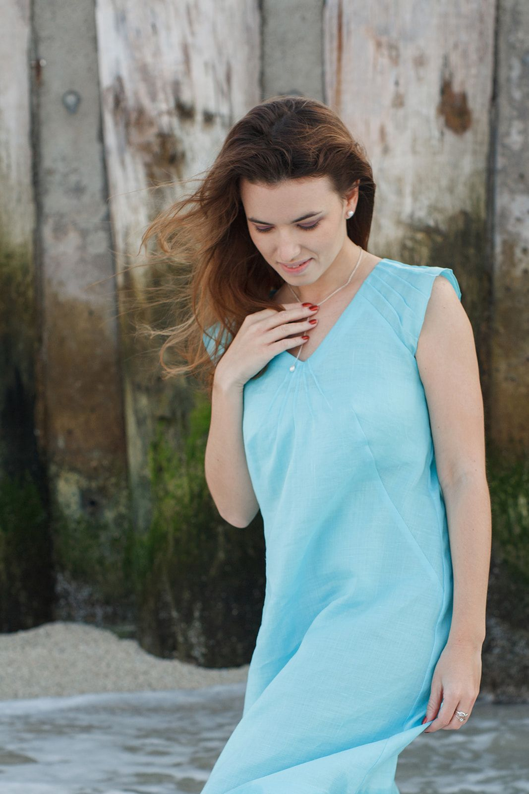 cd6d504e5b ... Eco-friendly clothing by Dressarte Paris. Effortless summer style that  you can wear on vacation and in the city. The dress