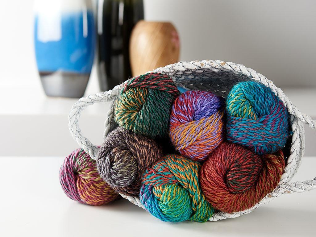 Crystal Palace Mendocino Yarn - None | wool | Crystal palace