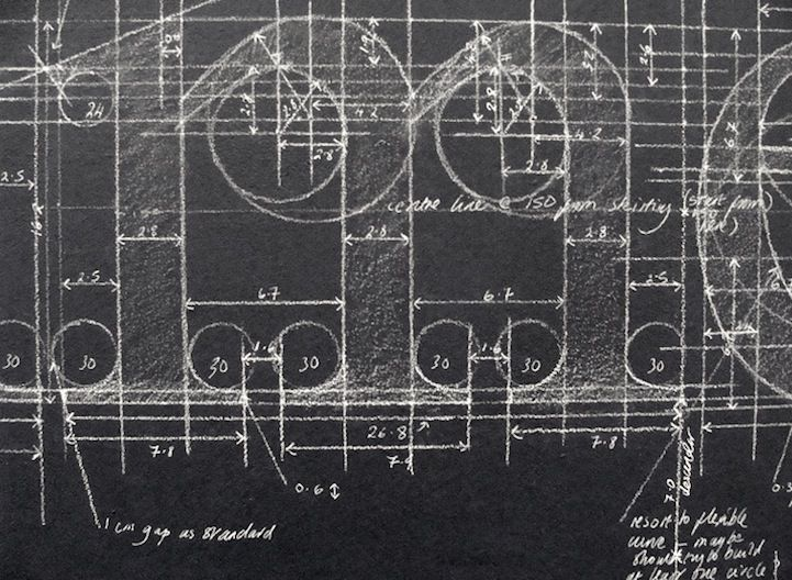 Meticulous Blueprint Chalk Typography Chalk typography, Typography - new blueprint resumes & consulting reviews