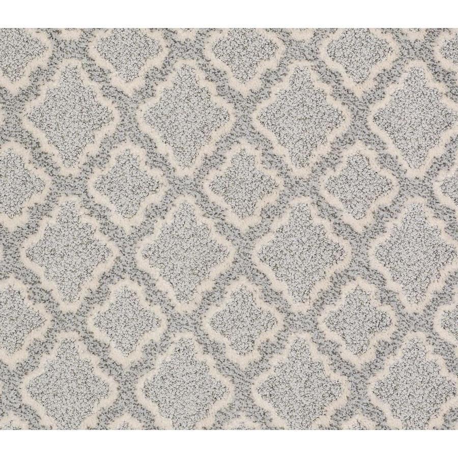 Stainmaster Active Family Lavishness Respite Carpet Sample Lowes Com Carpet Samples Stainmaster Carpet