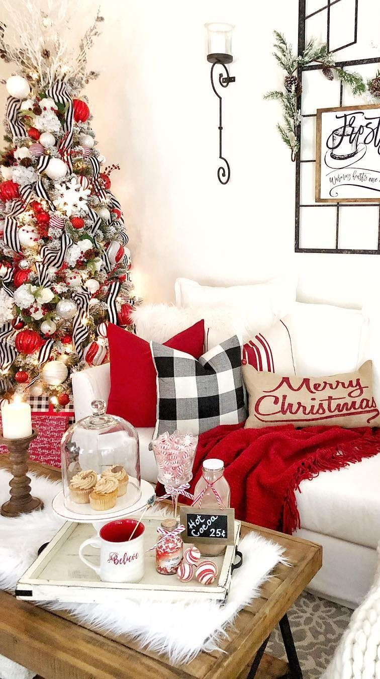 Astonishing christmas decorations designs ideas and more for part also rh pinterest