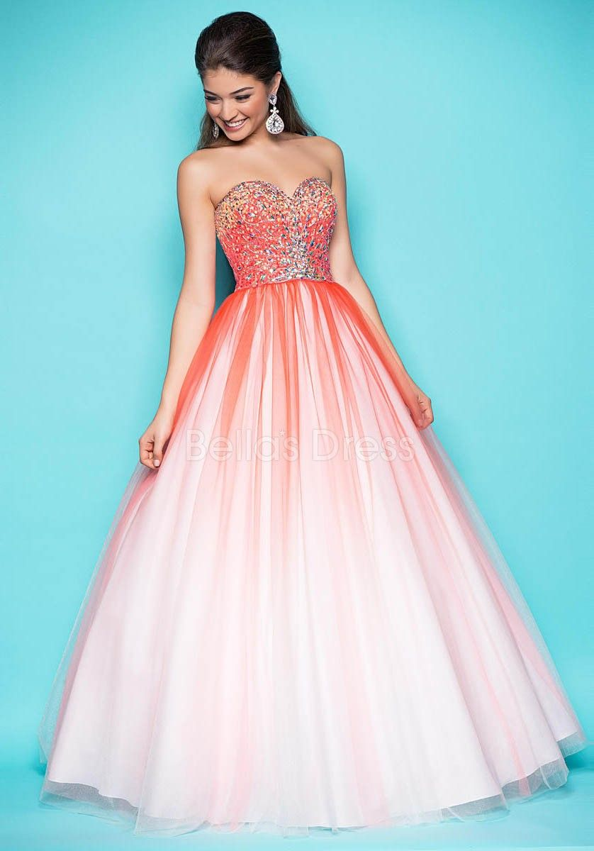 floor length prom gowns