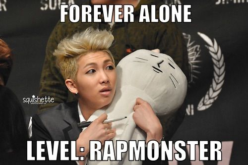 RapMonster.. I'll help you out with that!