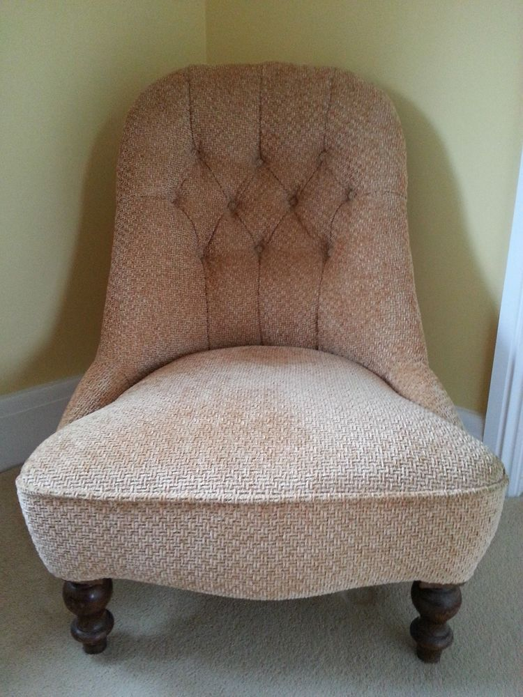 Victorian Nursing Chair   re upholstered   Very good condition in Antiques   Antique FurnitureVictorian Nursing Chair   re upholstered   Very good condition in  . Good Chairs For Nursing. Home Design Ideas