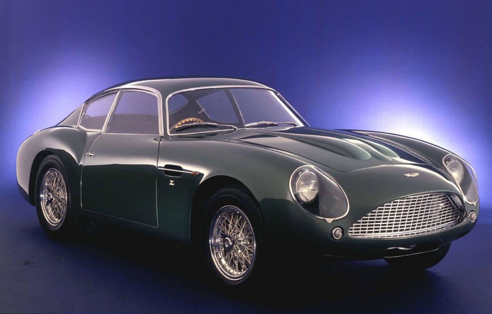 1959 Aston Martin Db4 Gt Zagato Aston Martin Sports Car Aston Martin Db4 Aston Martin