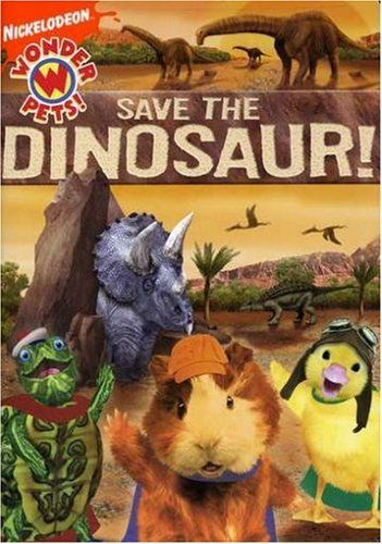 Wonder Pets Save The Dinosaur Wonder Pets Dinosaur Dvd Dinosaur Movies For Kids