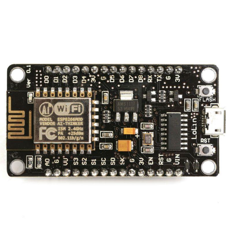 LoLin V3 NodeMcu Lua CH340G ESP8266 WIFI Internet Development Board Module Free Shipping  EUR 5.44  Meer informatie  http://ift.tt/2t5QYFB #aliexpress