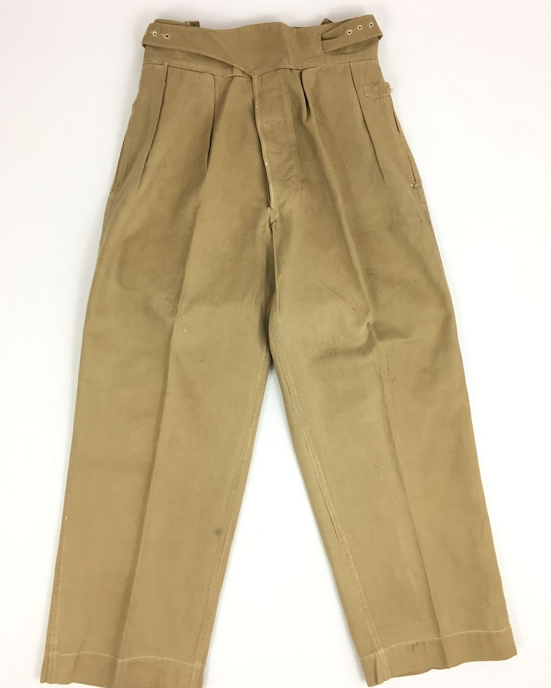 1945 Dated RAF KD Trousers sold recently on Blighty