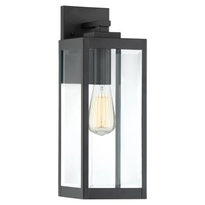 Westover 1 Light Earth Black Outdoor Wall Lantern Sconce In 2020 Black Outdoor Wall Lights Outdoor Wall Lantern Wall Lantern