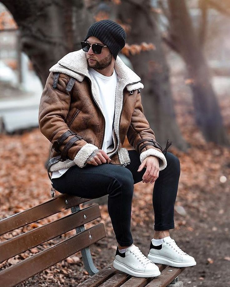 41 Newest Winter Style Inspiration Ideas For Men Outfit