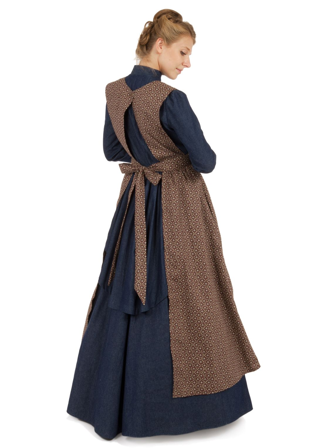 Peek into the past with this item from Recollections. | Aprons ...