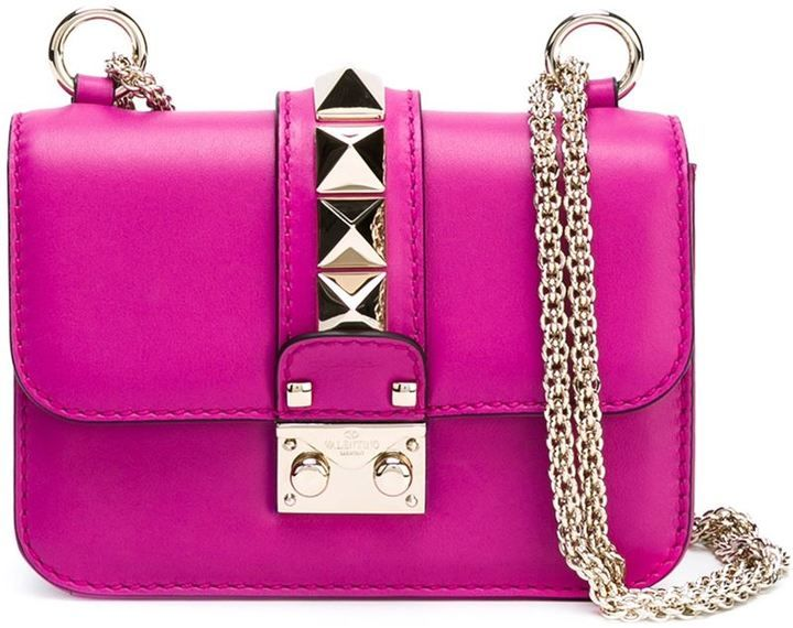 Valentino Garavani shoulder bag - Pink & Purple Valentino SZHHj