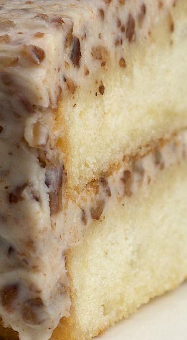 Southern living butter pecan cake recipe